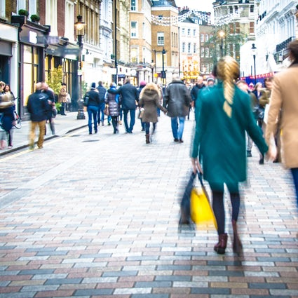 Best 5 shopping streets in Brussels