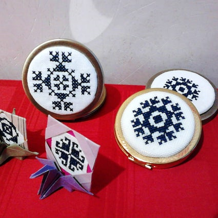 Bosnia's intangible cultural heritage: Zmijanje embroidery