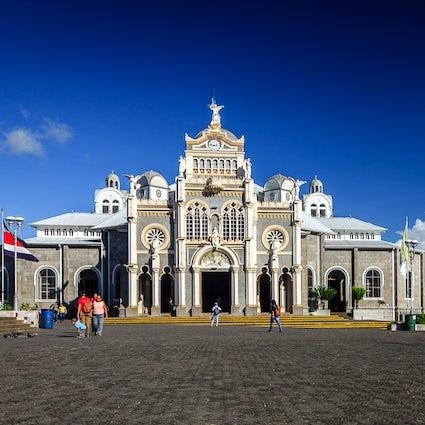 De jaarlijkse bedevaart naar de Basiliek van Cartago