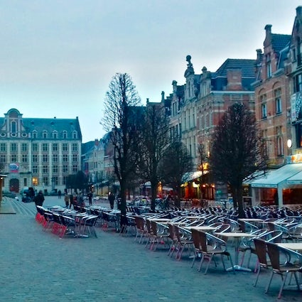 Must sees in Leuven