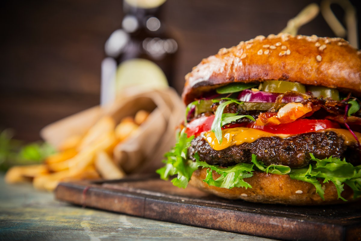 Get your hands messy with the best hamburgers in Budapest
