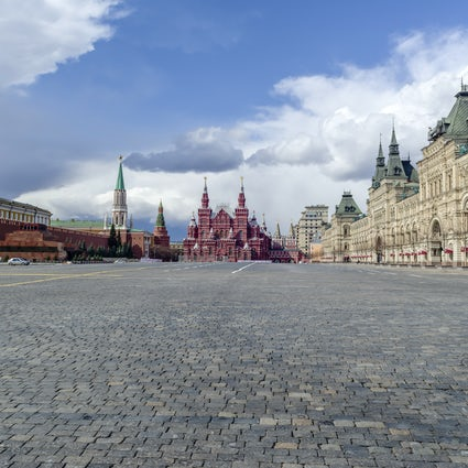 Moscow's fight: How Russia's capital resists COVID-19