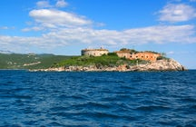 Mamula fortress - guardian of the Boka Bay