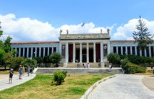 Athens' National Archeological Museum