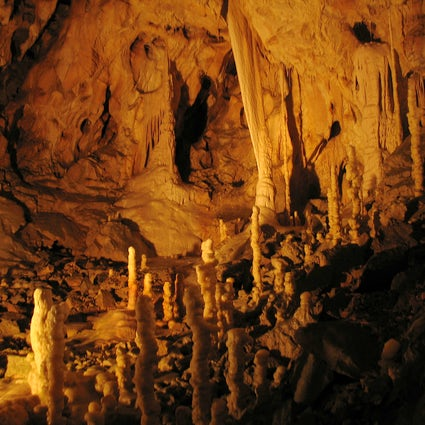 Les plus grandes grottes du Caucase du Sud : Ours & Magil