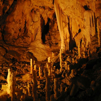 The biggest caves of the South Caucasus: Bear & Magil