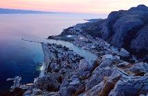Omiš: la capital de la adrenalina de Croacia