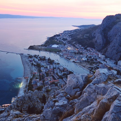Omiš: the adrenaline capital of Croatia