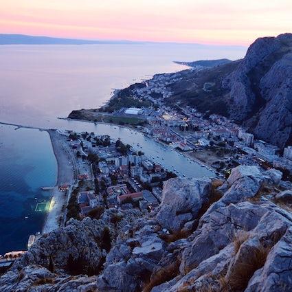 Omiš: la capitale dell'adrenalina della Croazia