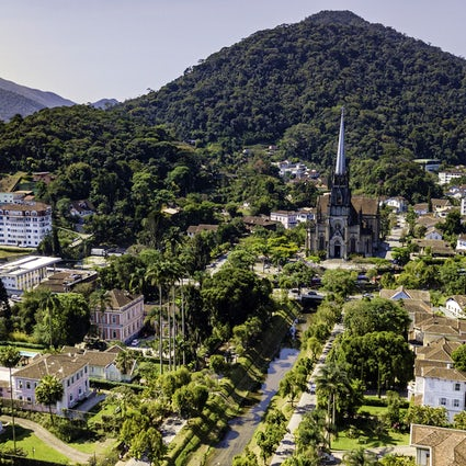 Petrópolis, the Brazilian Imperial City