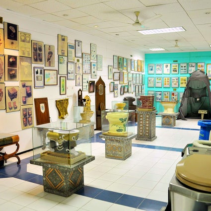 Delhi's weirdest: Sulabh International Museum of Toilets