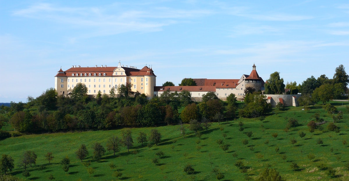 One day in a small Swabian town – Ellwangen