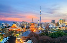 Kickstart your Tokyo itinerary with these three must-sees