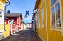 Descubra la auténtica Rauma: la mayor ciudad nórdica de madera