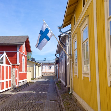 Discover authentic Rauma: the Nordic largest wooden town