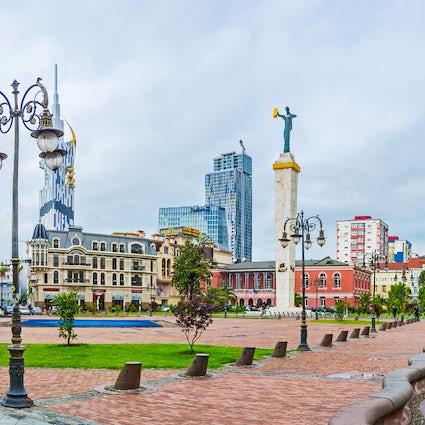 Descubre Batumi, la segunda ciudad más grande de Georgia