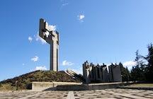Obras maestras de la arquitectura socialista:  Defensores de Stara Zagora
