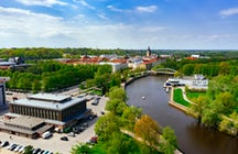Shopping in Tartu - shopping malls around every corner