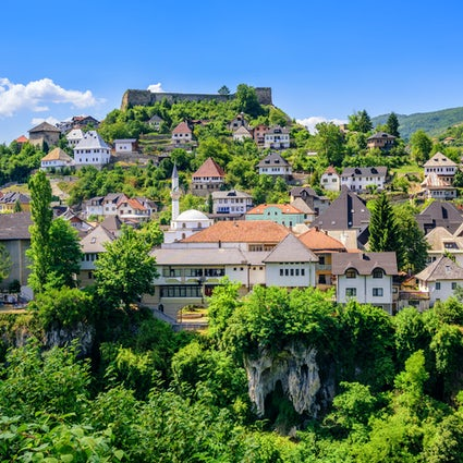 Discover why Jajce is 'Bosnian Venice'