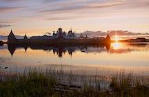 Solovki: the remote islands in the White Sea