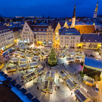 Tallinn Christmas Market – a winter paradise