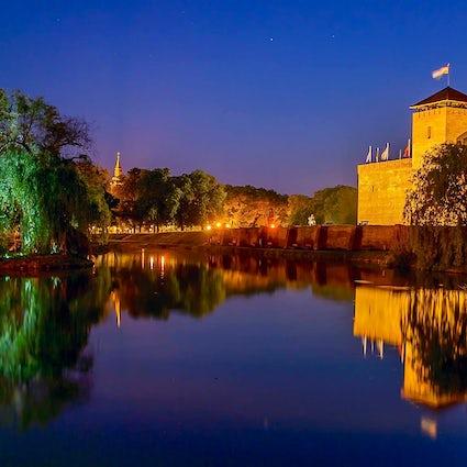 Gyula, the 700-year-old Hungarian city