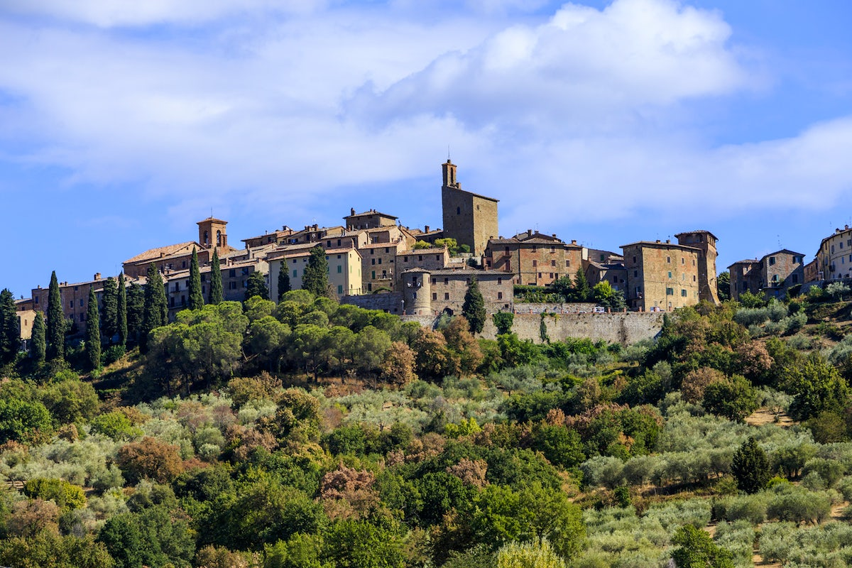 Panicale, a fascinating hamlet