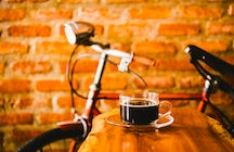 Workplace cafes in Madrid; La bicicleta.