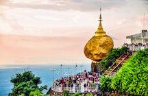 Kyaiktiyo Balancing Stupa: o santuário mais sagrado de Mianmar