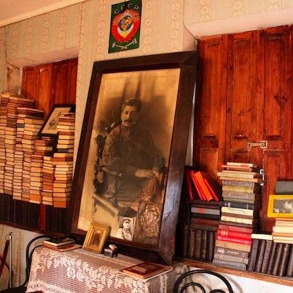 Stalin's Underground Printing House - Siente el espíritu de la Georgia soviética