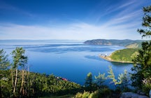 Port Baikal, a hidden gem of Lake Baikal unchanged by time