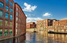 Visitando Tampere pela primeira vez