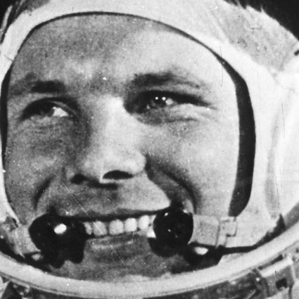 A memorial of the first cosmonaut in Novoselovo