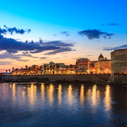 Alghero, the city of the red coral