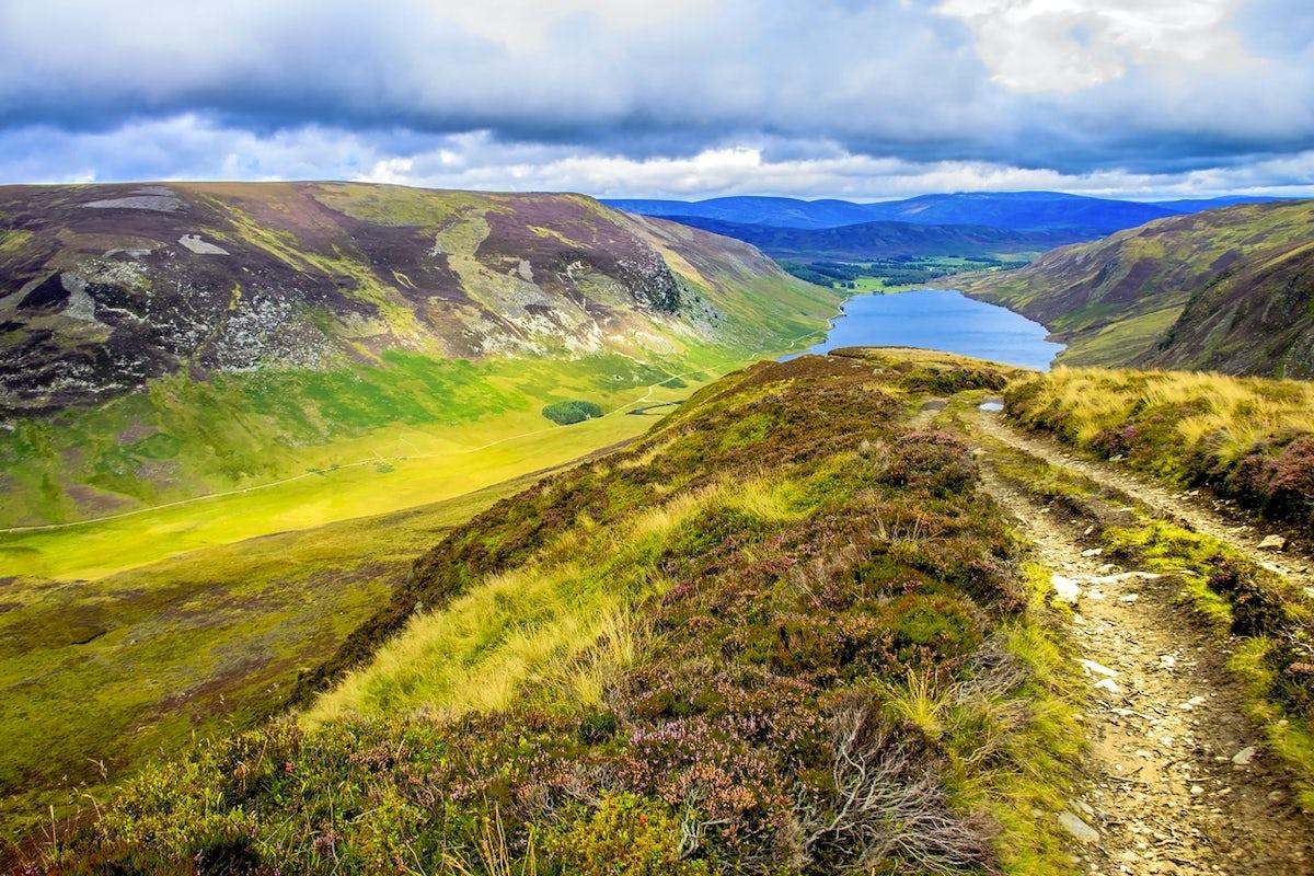 Destino Parque Nacional de Cairngorms
