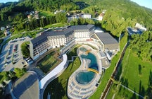 Banja Vrućica, Bosnia's biggest hot spring & health spa