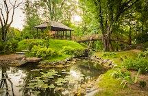 Belgrade greenery: Jevremovac Botanical Garden