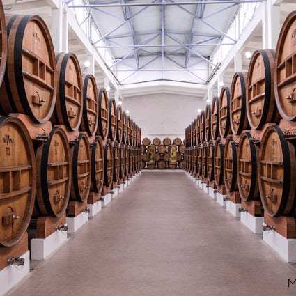 KVINT distillery in Tiraspol - the iconic symbol of Transnistria