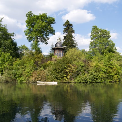 Parks and Gardens in Paris: Bois de Boulogne