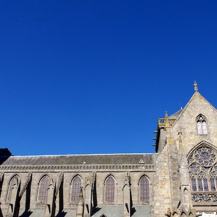 Dol-de-Bretagne – an astonishing old Breton religious capital