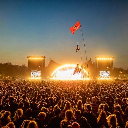 Roskilde: 8 días de música y libertad