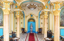 Sanduny, the most famous banya in Moscow