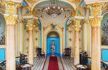 "Sanduny, le ""banya"" le plus célèbre de Moscou"