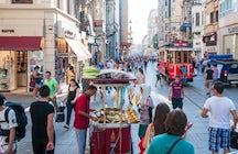 Las mejores calles comerciales de İstanbul