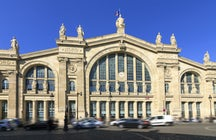 Railway stations in Paris: Gare du Nord