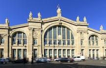 Railway stations in Paris: Gare du Nord