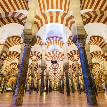 The Moorish city of Córdoba and its patios