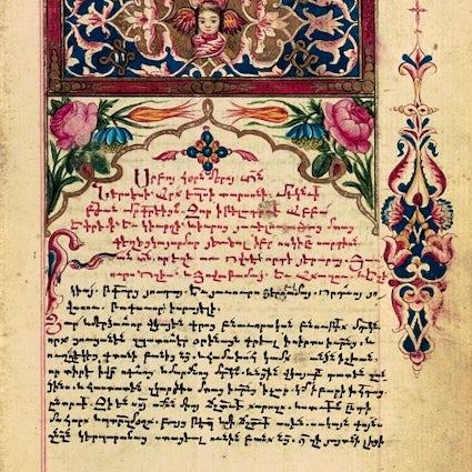 The mystery behind the Armenian alphabet