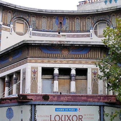 Best movie theaters in Paris: Louxor