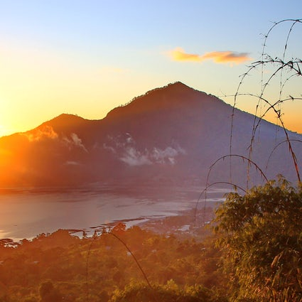 Bali high: Kintamani and Mt. Batur